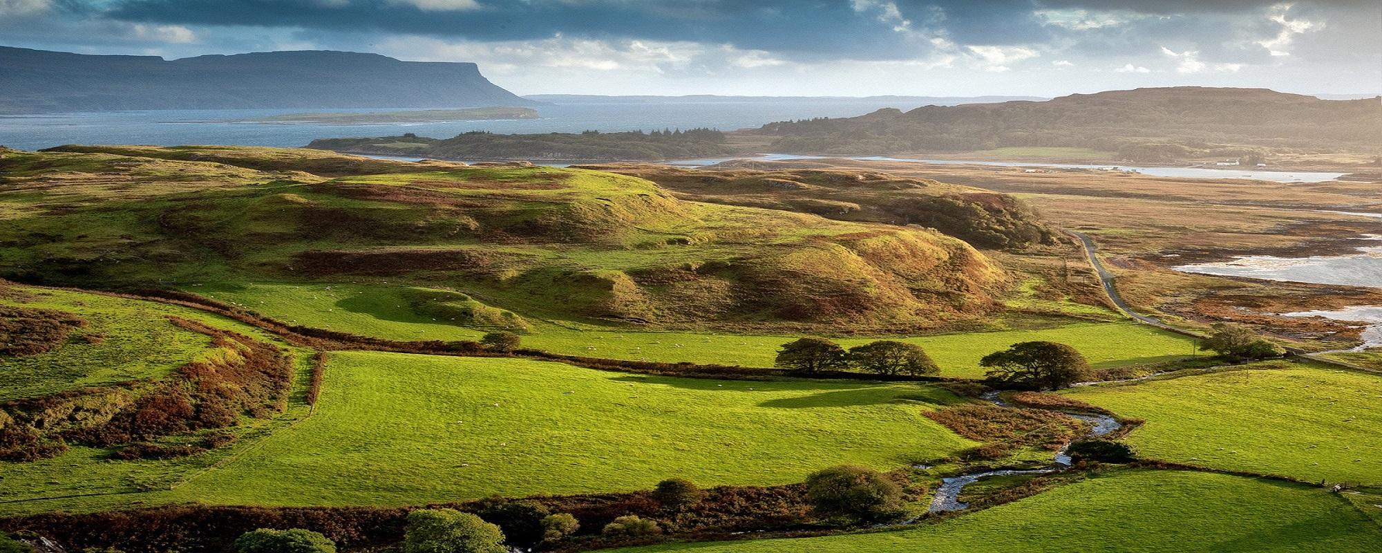 Immagine di città slider anno all'estero di Devon