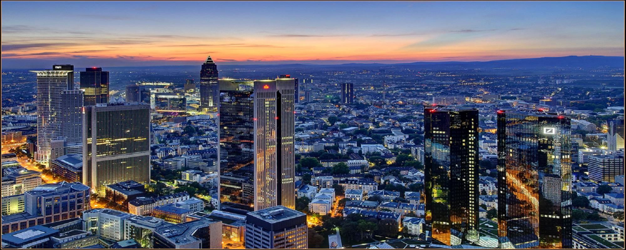Immagine di città slider anno all'estero di