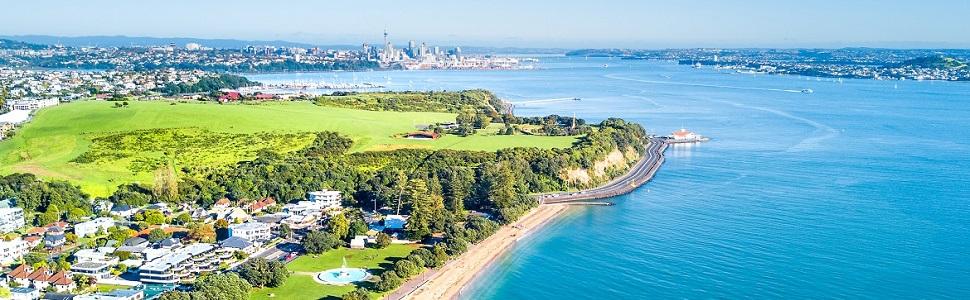 Immagine di città slider anno all'estero di Auckland