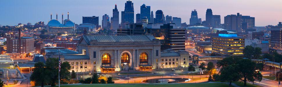 Immagine di città slider anno all'estero di Kansas city