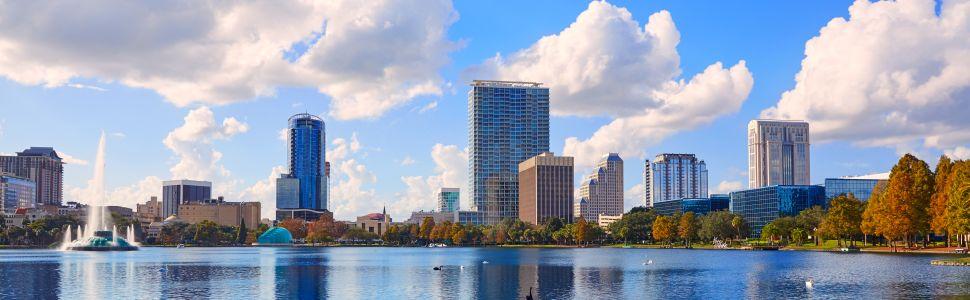 Immagine di città slider anno all'estero di Orlando