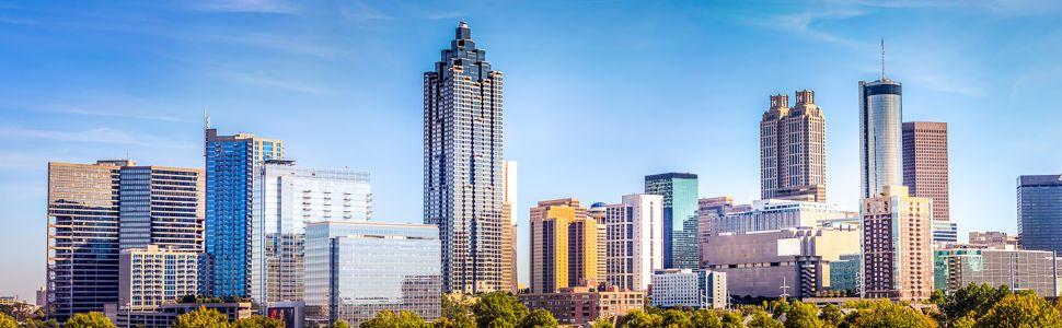 Immagine di città slider anno all'estero di Atlanta
