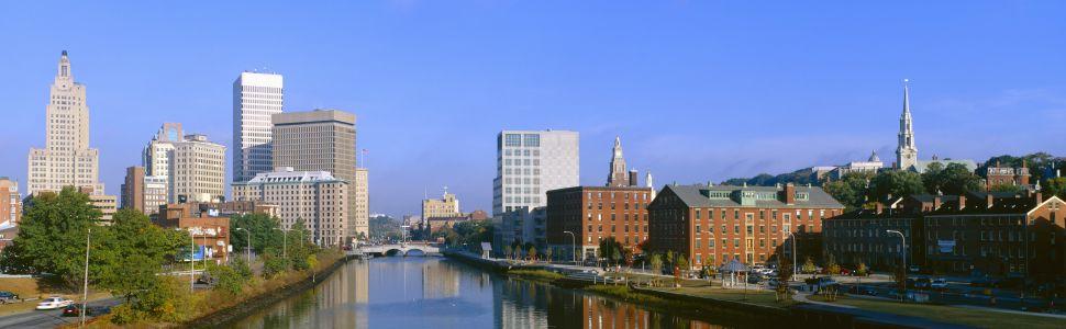 Immagine di città slider anno all'estero di Providence
