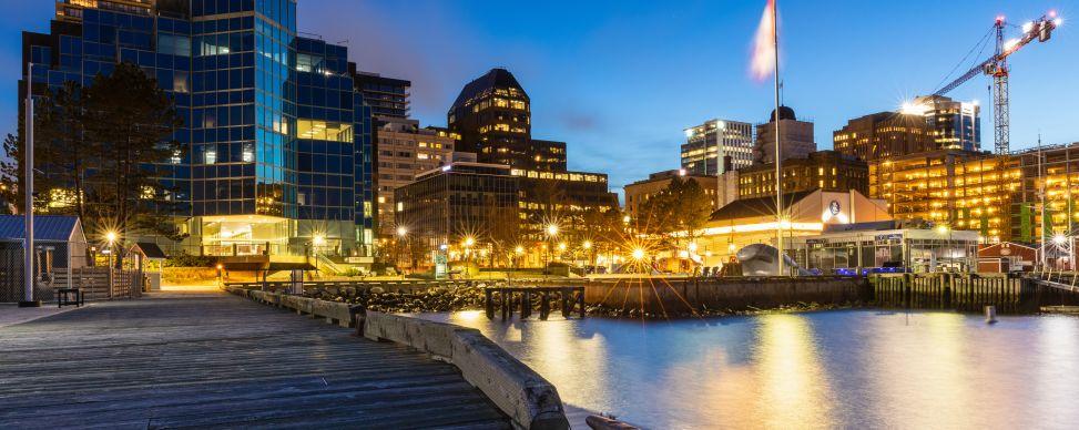 Immagine di città slider anno all'estero di Halifax