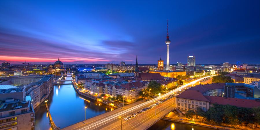 Immagine di regione slider anno all'estero di berlin
