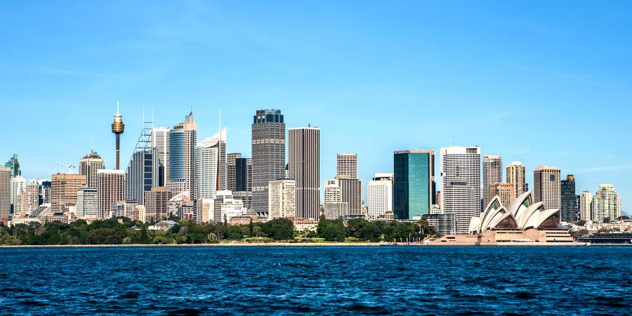 Immagine di regione slider anno all'estero di metropolitan sydney