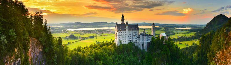 Immagine di regione slider anno all'estero di bavaria