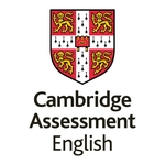 English language exams and language certification logo of CAMBRIDGE ENGLISH