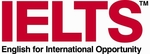 English language exams and language certification logo of IELTS