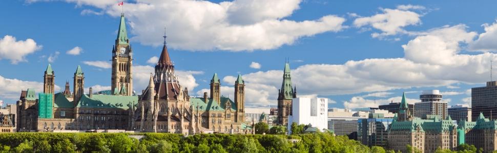 Immagine di città slider anno all'estero di Ottawa