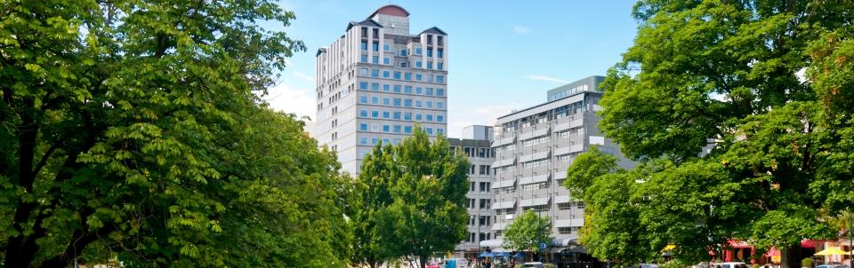 Immagine di città slider anno all'estero di Christchurch