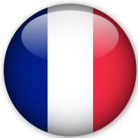 Anno All'estero bandiera nazionale di francia