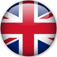 Anno All'estero bandiera nazionale di inghilterra