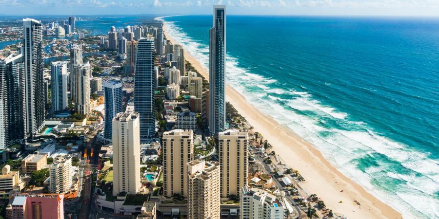 Immagine di paese slider anno all'estero di australia